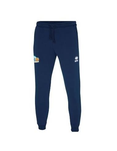 Pantalón algodón azul marino