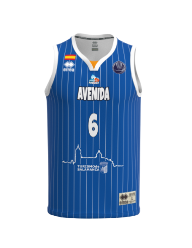 1ª Camiseta oficial Euroliga AD